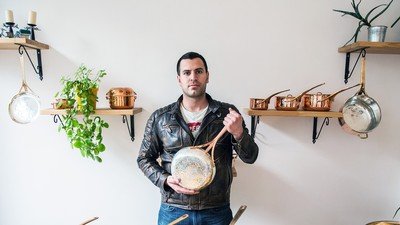 MUNCHIES Presents: The Real 'Pot Dealer' of Istanbul