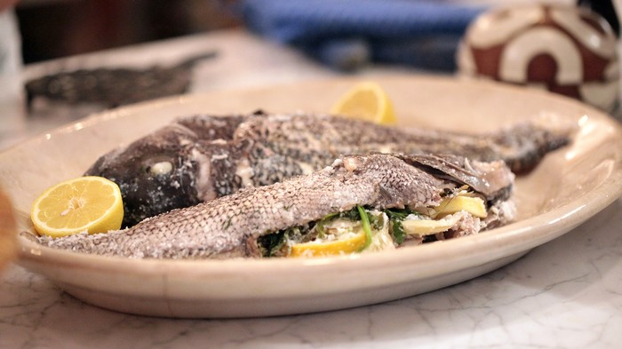 The best way to cook a whole damn fish munchies for Best fish to bake