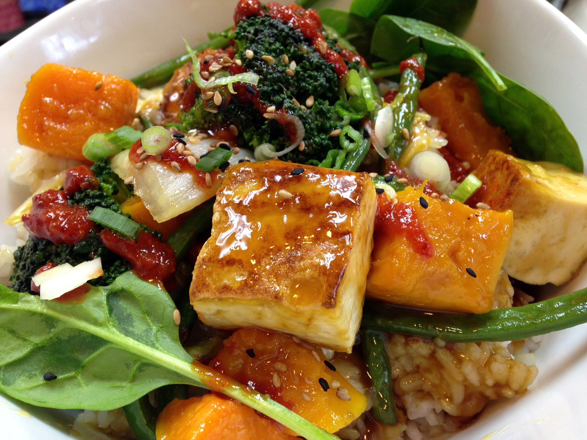 seoul-food-vegan-tofu-teriyaki