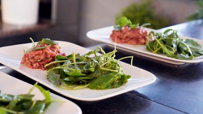 How-To: Steak Tartare with Julien Ponthieu