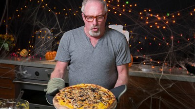 How-To: Make Pumpkin Pizza with Thom Beers