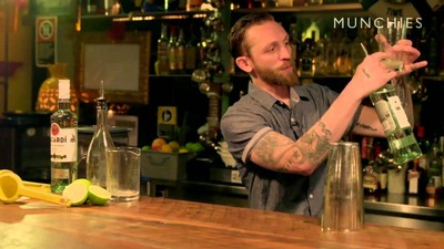 How-To: Make a Daiquiri with Steve Schneider