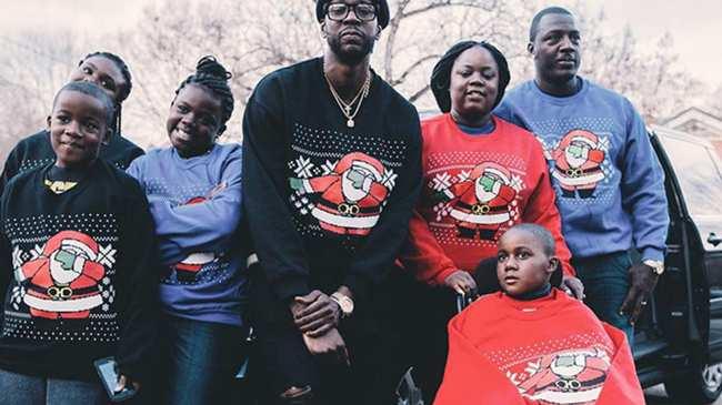 Kersttrui Dab.2 Chainz Heeft Miljoenen Verdiend Aan Zijn Dabbin Kersttrui Vice