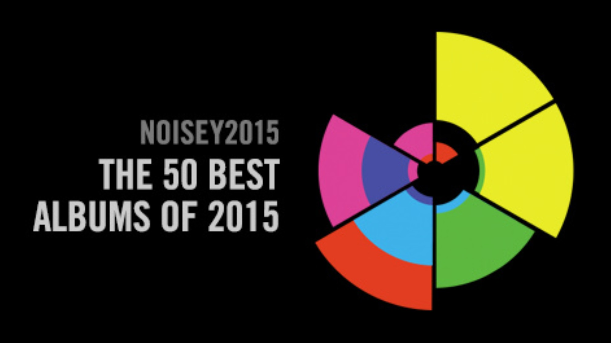 The 50 Best Albums of 2015 - VICE