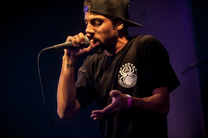 """Listen to Vic Mensa Sound Better Than Ever on Justine Skye's New Song 'I'm Yours"""""""