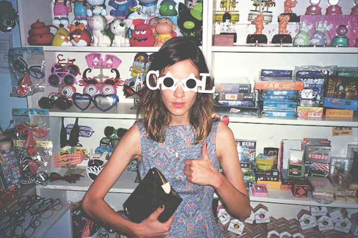 A Conversation with Alexa Chung