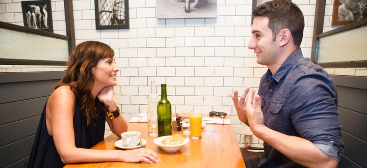 I Went on a Date with Everyone's Crush, Natalie Imbruglia