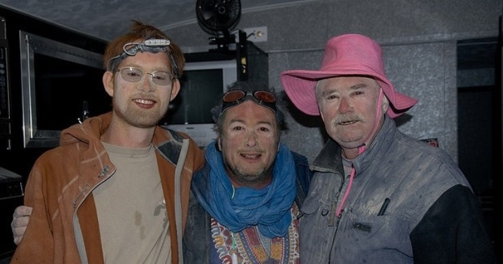 A Slow Clap for This Year's Burning Man Trolls