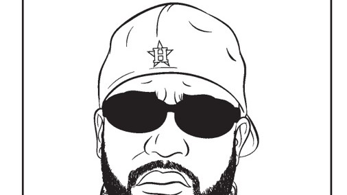 editors note regular noisey contributor and noted middle school football coach shea serrano wrote and illustrated a coloring book with bun b from ugk - Rap Coloring Book