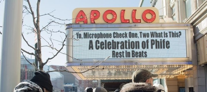 Kanye West, Andre 3000, D'angelo, and More Paid Tribute to Phife Dawg at Harlem's Apollo Theater