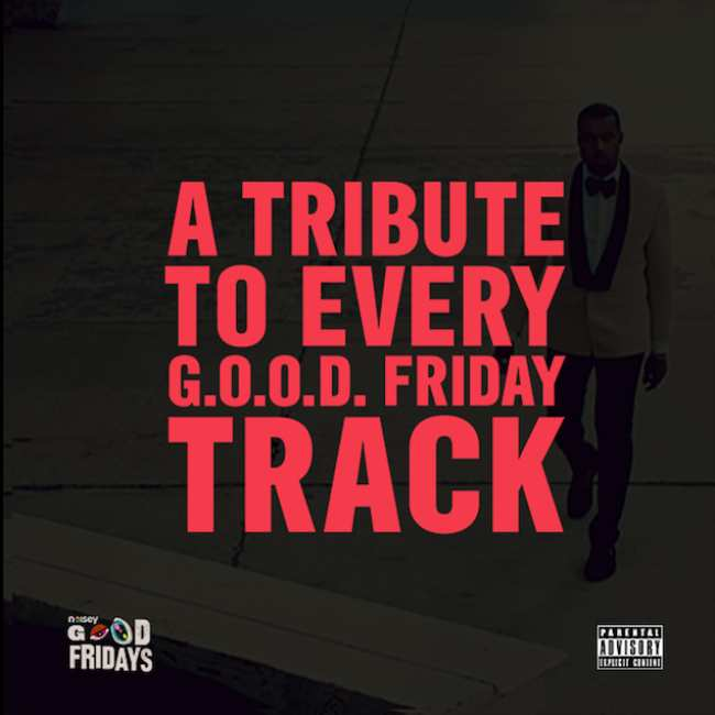 62562acf A Tribute to Every Kanye West G.O.O.D. Friday Track - VICE