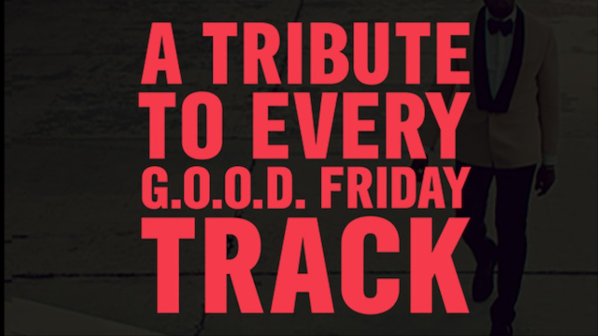 A Tribute to Every Kanye West G.O.O.D. Friday Track - Noisey