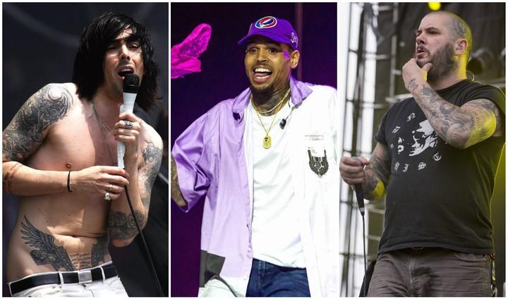 Lostprophets, Pantera, Chris Brown … —dürfen Wir Musik Von