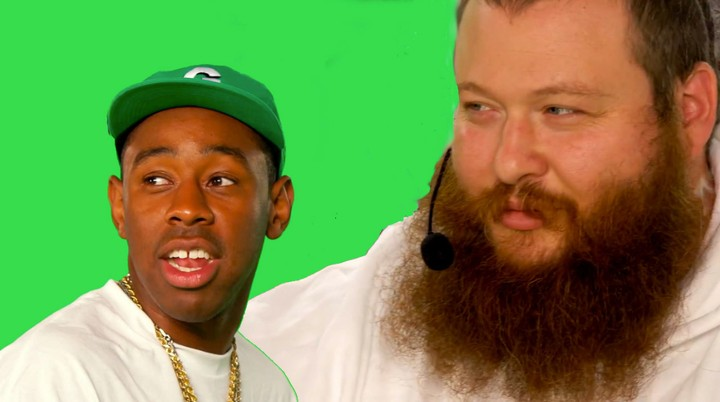 Here's Action Bronson and Tyler, the Creator Watching 'Ancient Aliens' and Talking About Space