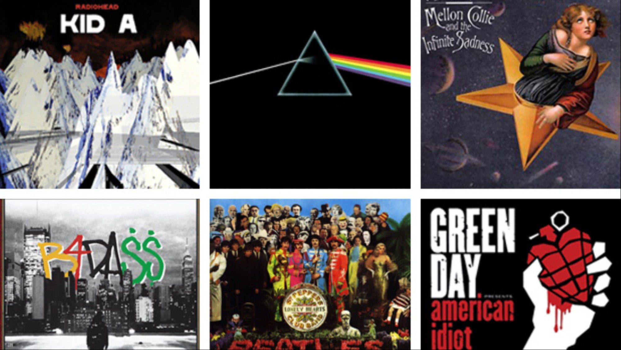 17 Albums That Aren't as Deep as You Think They Are - VICE