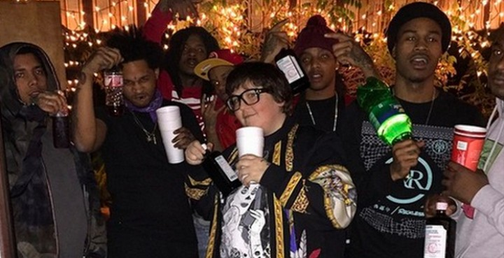 How Andy Milonakis Went from Having an MTV Show to Rapping with Chief Keef