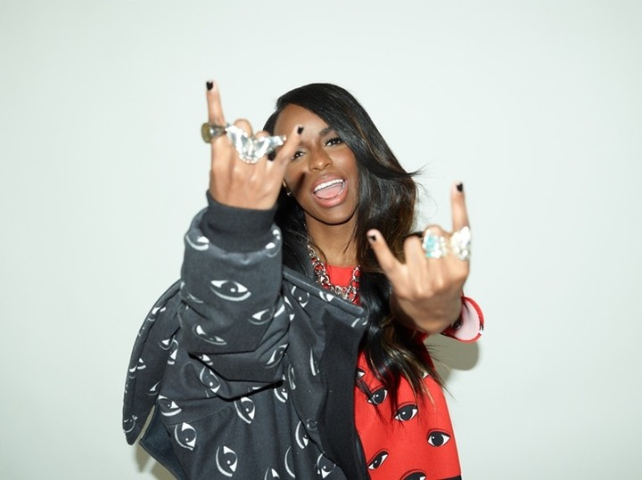 Angel Haze Talks About The Epidemic of Youth Depression