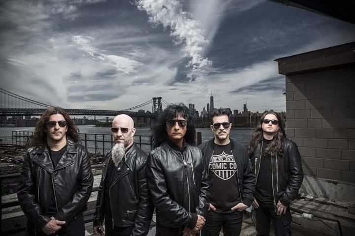 Rank Your Records: Anthrax Drummer Charlie Benante Ranks the Thrash Legends' Eleven Albums