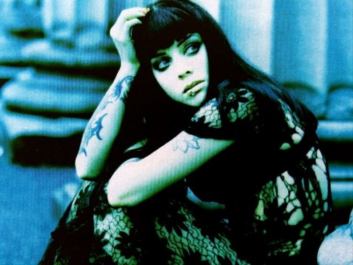 Bif Naked: Crushing Punk Stages & Breast Cancer