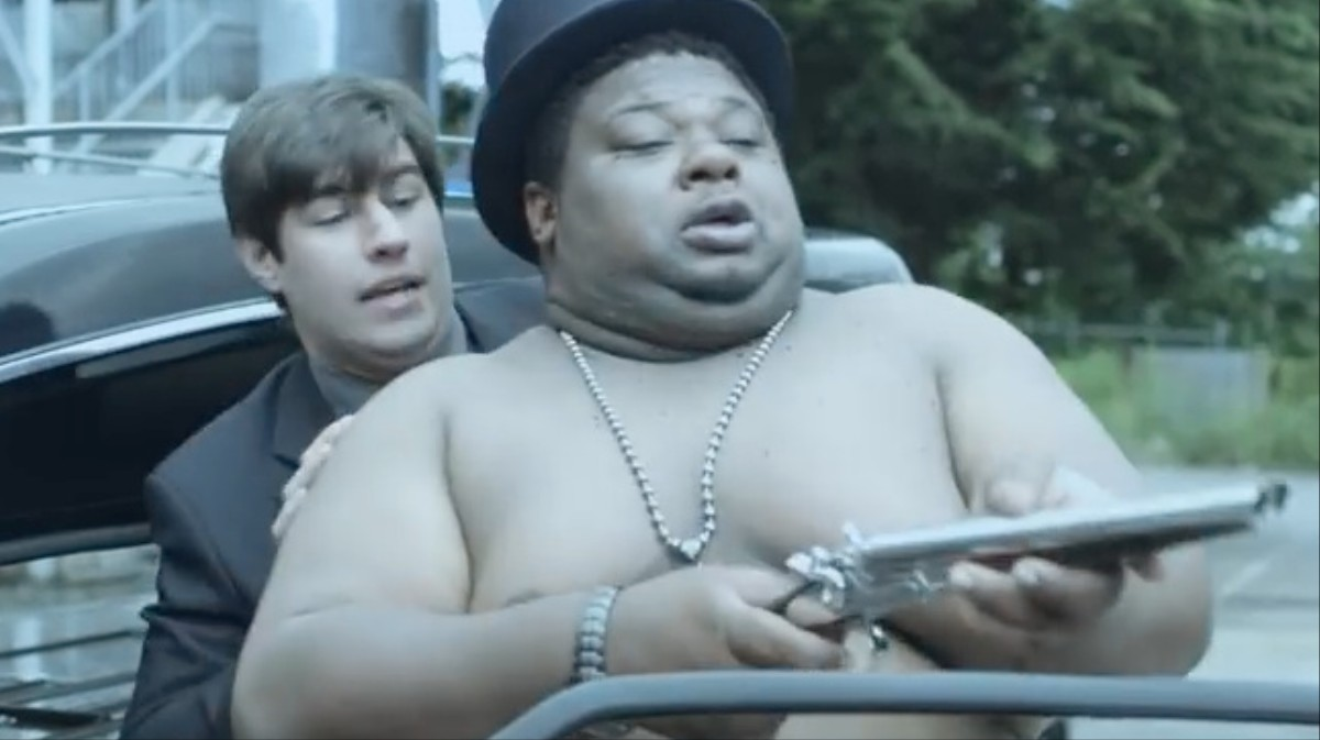 Big Narstie is Starring in the Most Ridiculous Film of All Time