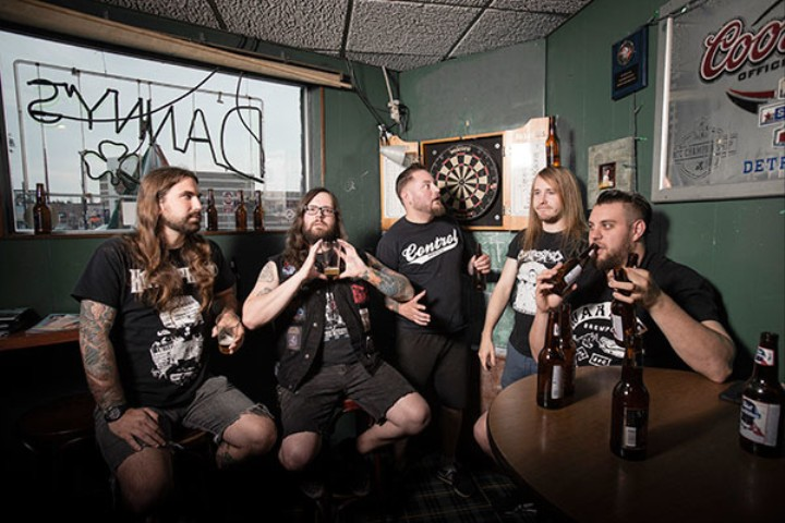 The Black Dahlia Murder Are The Blue Collar Death Metal Potheads This World Needs