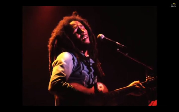 """Watch Bob Marley Perform """"I Shot the Sheriff"""" Back in the 70s"""