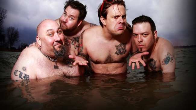 Bowling For Soup Will Never Have to Grow Up (But They Might Want to ...