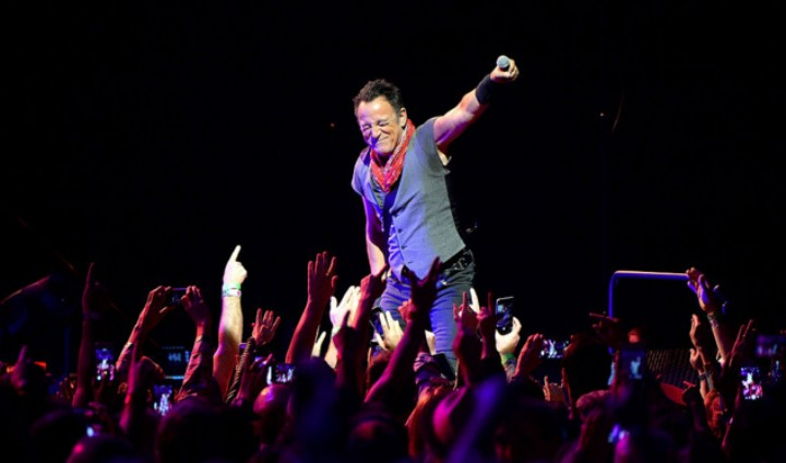America Kicks Ass and So Does Bruce Springsteen