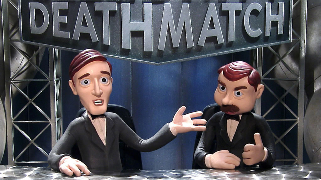 New Celebrity Deathmatch: Bigger & Better Then Ever - IMDb
