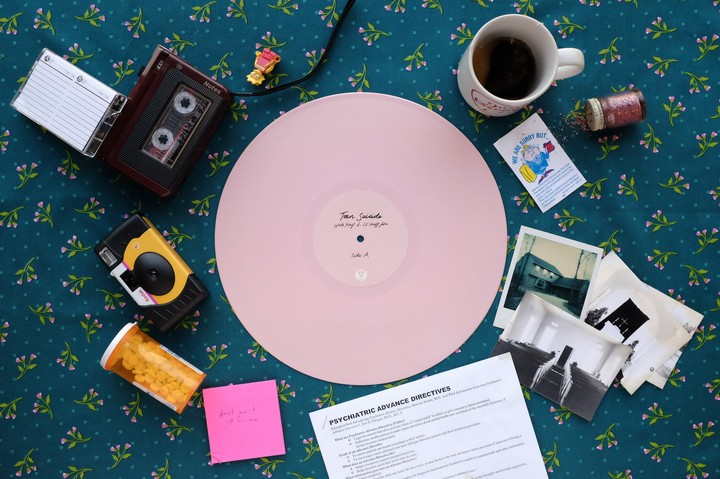 Clay Rossner Has Been Photographing the Vinyl Revival and, Honestly Guys, It's Beautiful