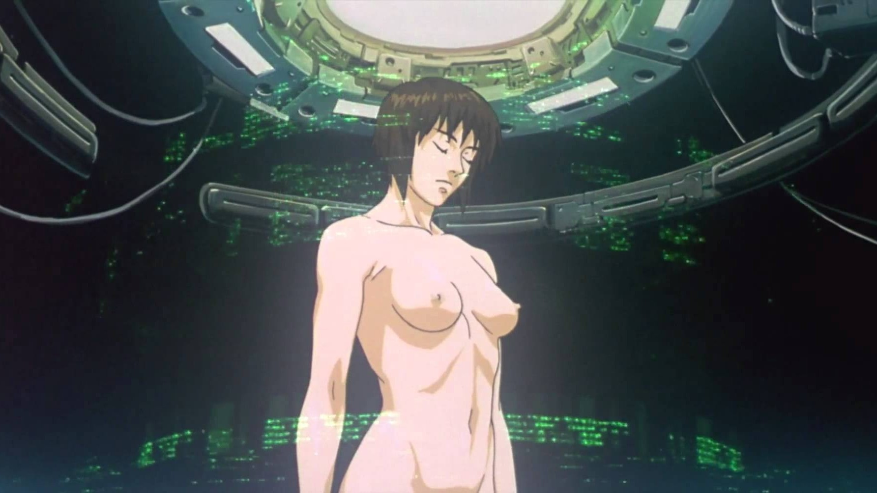 порно ghost in the shell № 381493 без смс