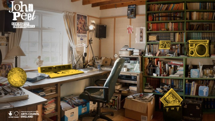 Creators Project John Peel S Record Collection Now