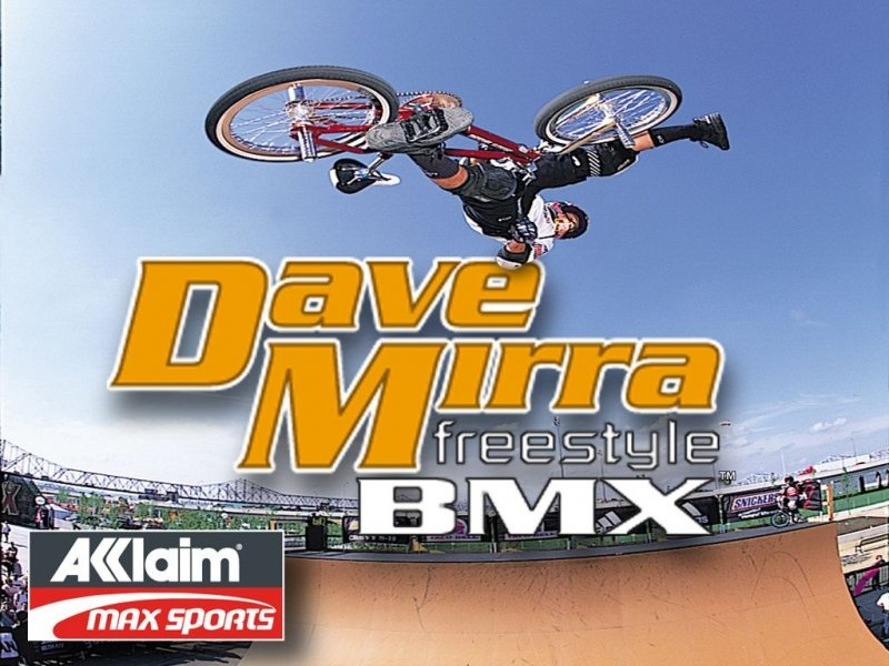 Dave mirra freestyle bmx repack deviance
