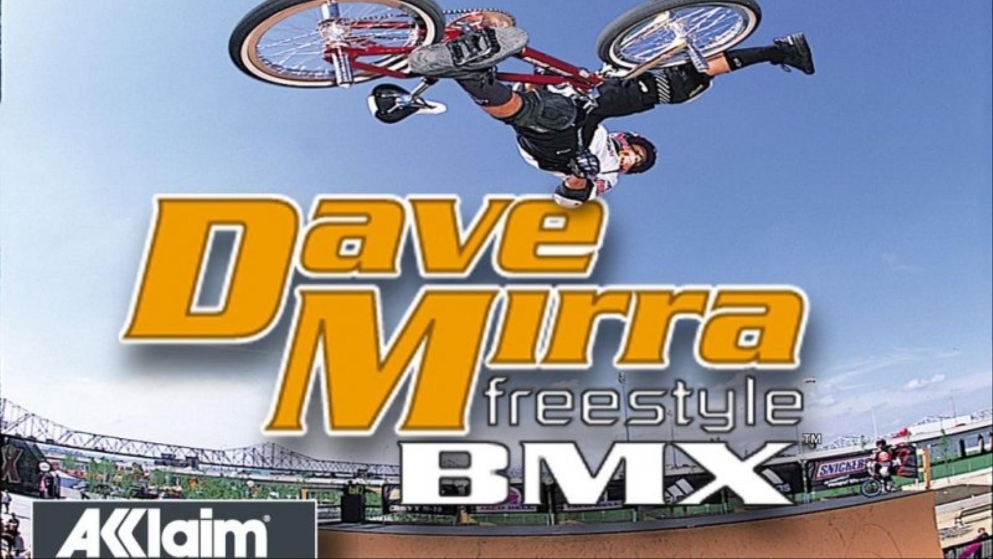 Dave Mirra's Freestyle BMX' Changed My Musical Landscape