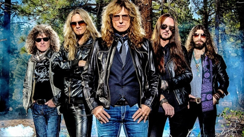 Whitesnake Lead Singer Interview Whitesnake And Ex Deep Purple Frontman David