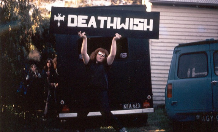 Deathwish Were the Ultimate 70s Aussie Rock Party Band