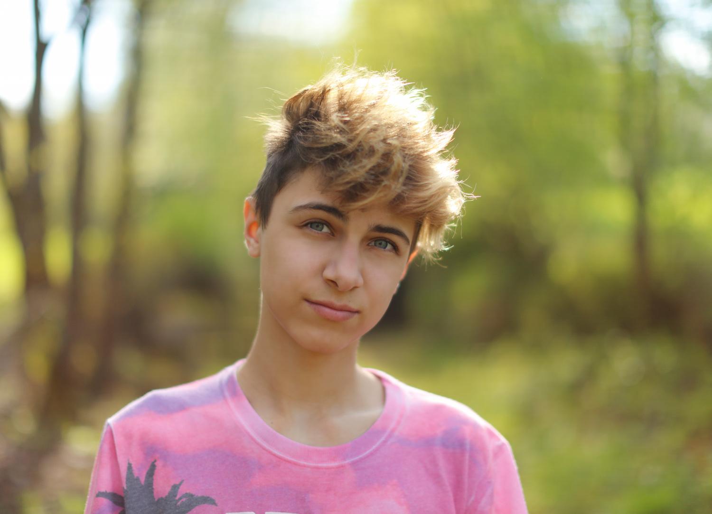 Der Deutsche Justin Bieber Hei 223 T Lukas Rieger Und Er Meint