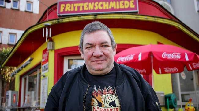 Wolfgang wendland nackt