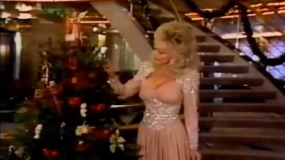 dolly parton s hard candy christmas is the real as - Hard Candy Christmas Meaning