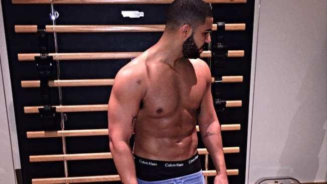 d54de0a5b68 Drake s Workout Routine Is Shit - Noisey