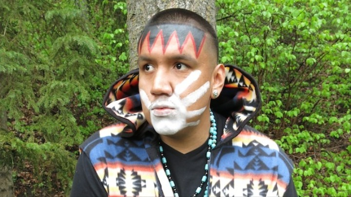 Drezus Walks: Meet the Native American Rapper Merging Old Sounds and New