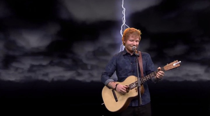Ed Sheeran Performs a Limp Bizkit Song on 'Jimmy Fallon,' Is Hella Nu-Metal Now