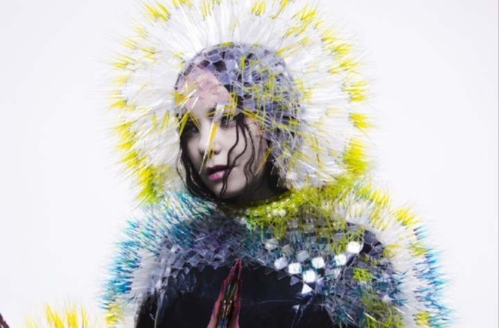 Here Is Every Björk Song Played at the Same Time