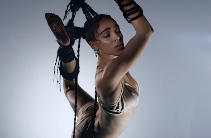 FKA Twigs Proves That Yes, Pop Music and Rope Bondage Can Go Together