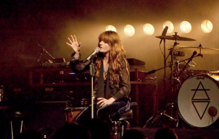 Florence + the Machine Played Brooklyn Last Night - Broken Bones Be Damned