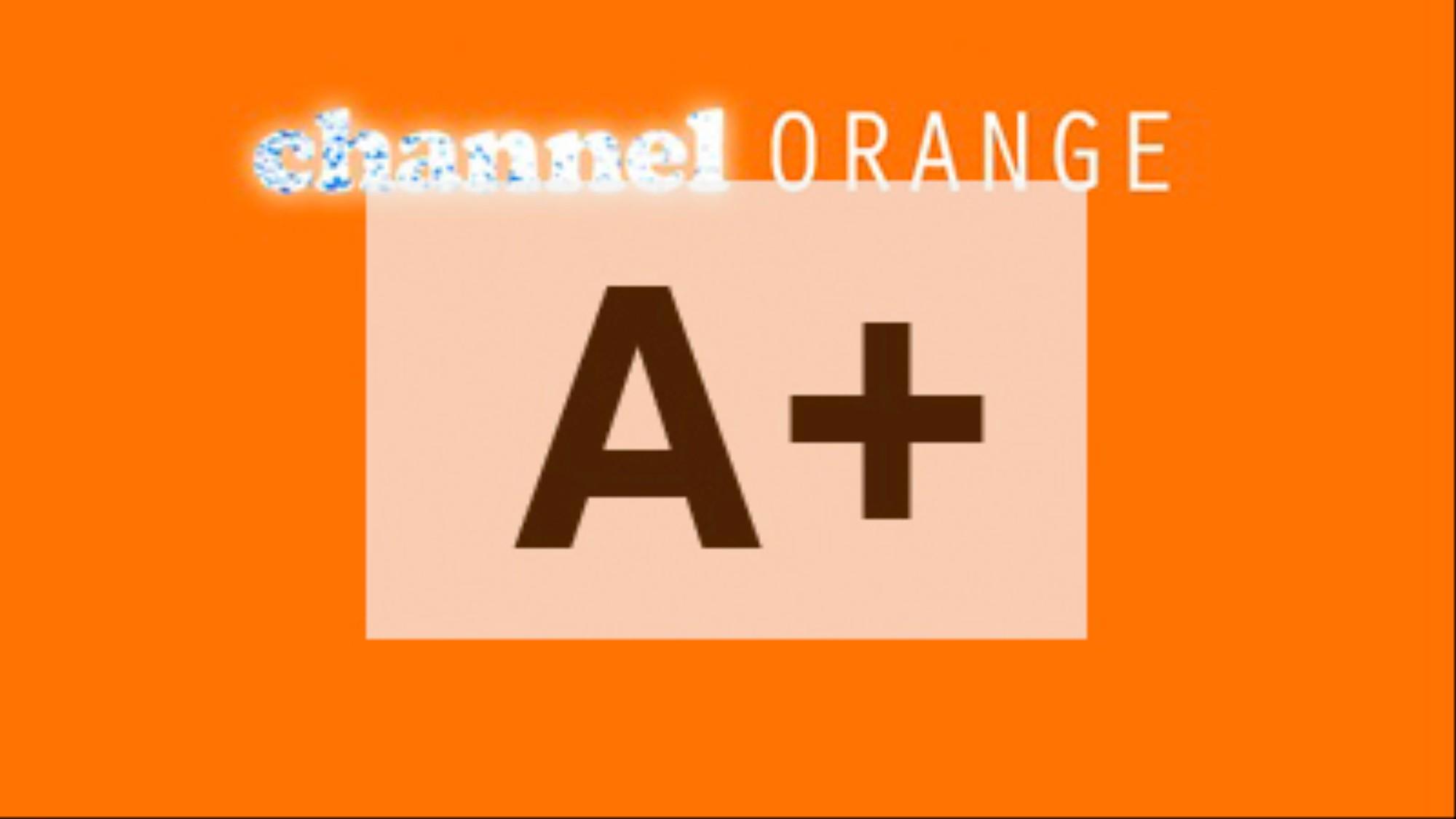Frank Ocean - 'Channel Orange' - VICE