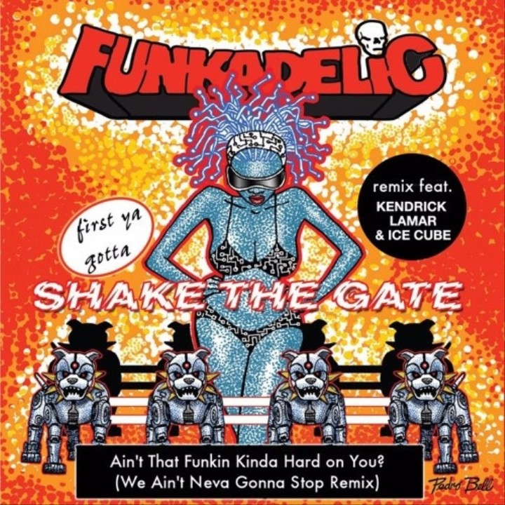 Listen to a New Funkadelic Remix Featuring Kendrick Lamar and Ice Cube