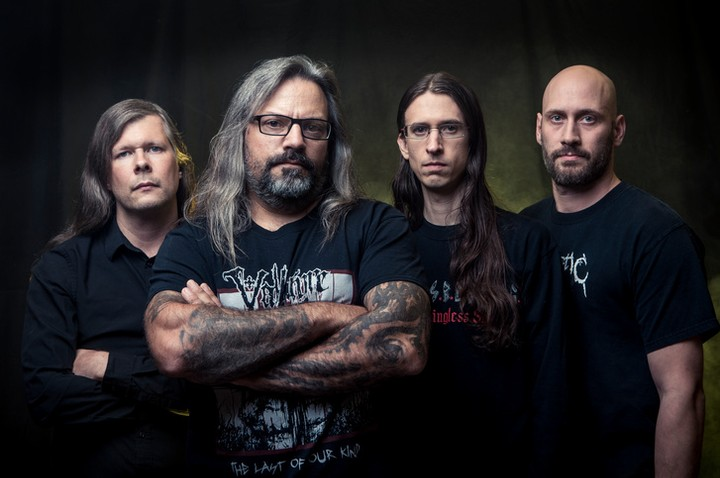 Why Gorguts' Luc Lemay Wrote a 33-Minute Death Metal Song About an Ancient Iraqi Library