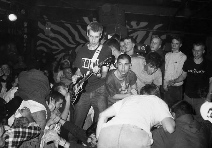 Gorilla Biscuits' Alex Brown Talks Collecting Rare Jamaican Records and His Jamaican Top 10