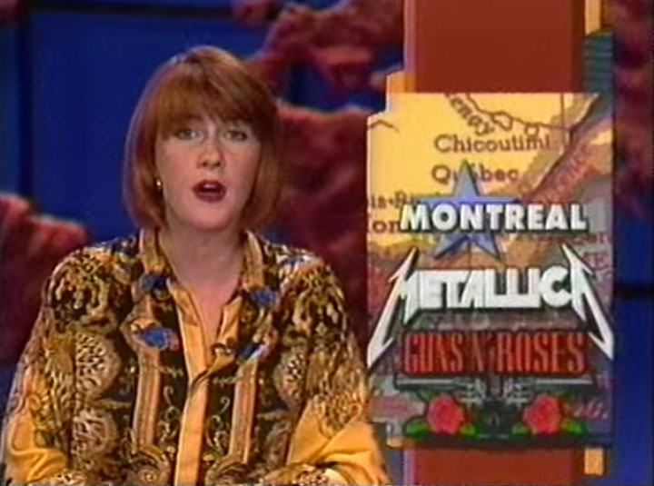 24 Years Ago, Guns n' Roses and a Cry Baby Axl Rose Turned Montreal into a Riotous Wasteland